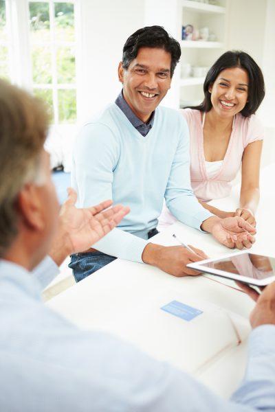 happy couple - retirement planning
