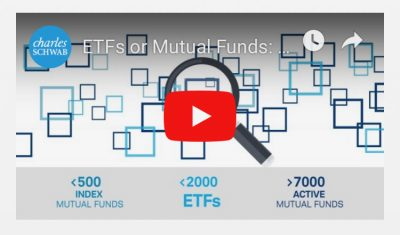 efts vs mutual funds